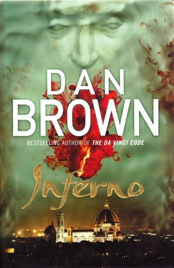 Dan Brown's Inferno Cover