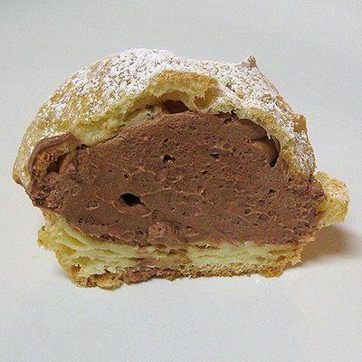 نان خامه یی شکلاتی دکتر باقر یعقوبی